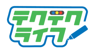 テクテクライフ ロゴ